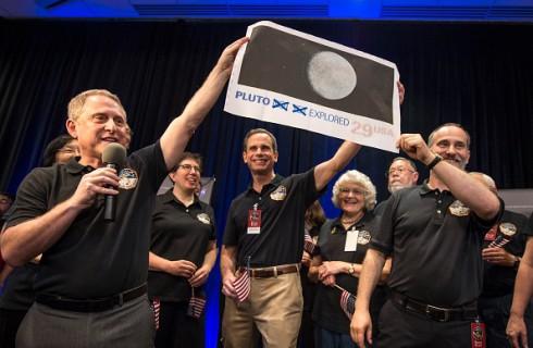 New Horizons справляется с миссией