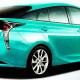 Новую Toyota Prius показали до начала официальной премьеры