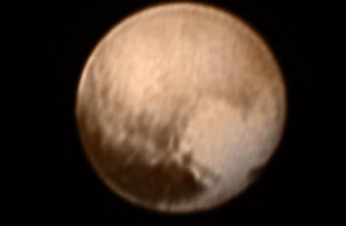 Плутон – самая сердечная планета