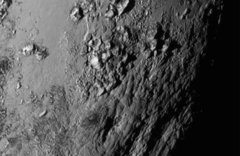 Новые данные об атмосфере Плутона