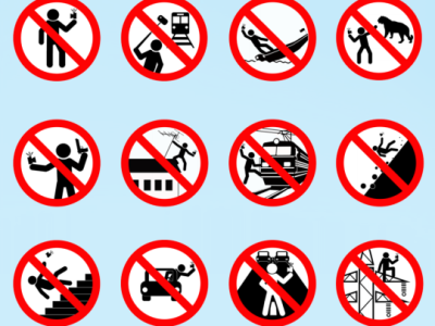 Правила безопасных селфи