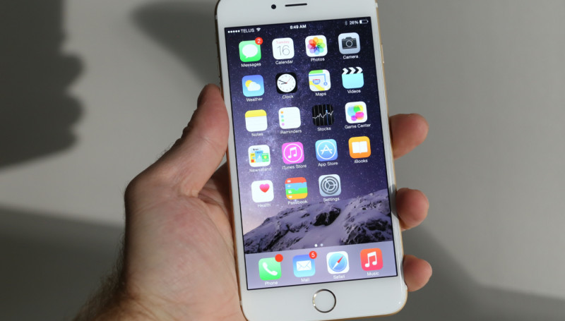 Раскрыта цена iPhone 6S