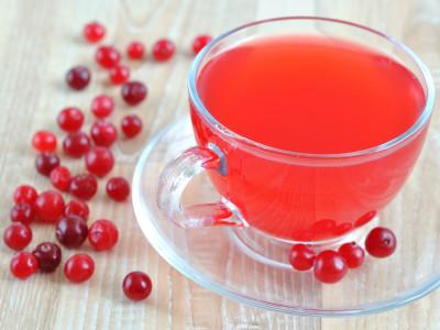 Клюквенный сок от инсульта