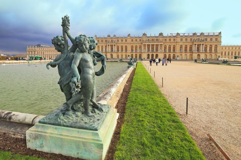 Версаль превратят в гостиницу