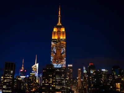 Животные на The Empire State Building