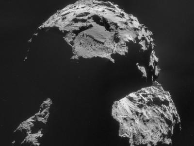 Зонд «Филы» изучает комету Чурюмова-Герасименко