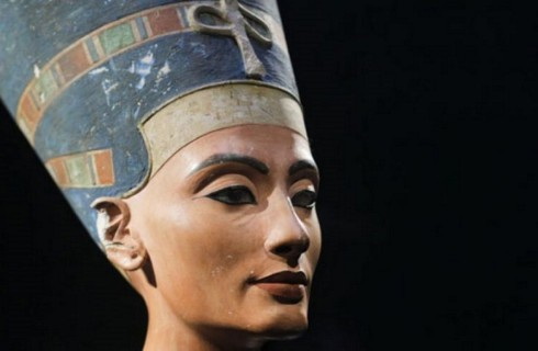 Найдено место отдыха Нефертити