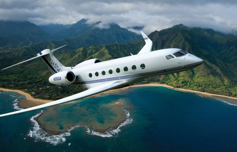Самые дорогие частные самолеты