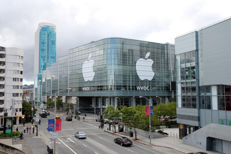 Компания Apple занимается разработкой беспилотного автомобиля