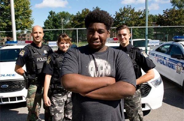 Канадский подросток стал настоящим героем