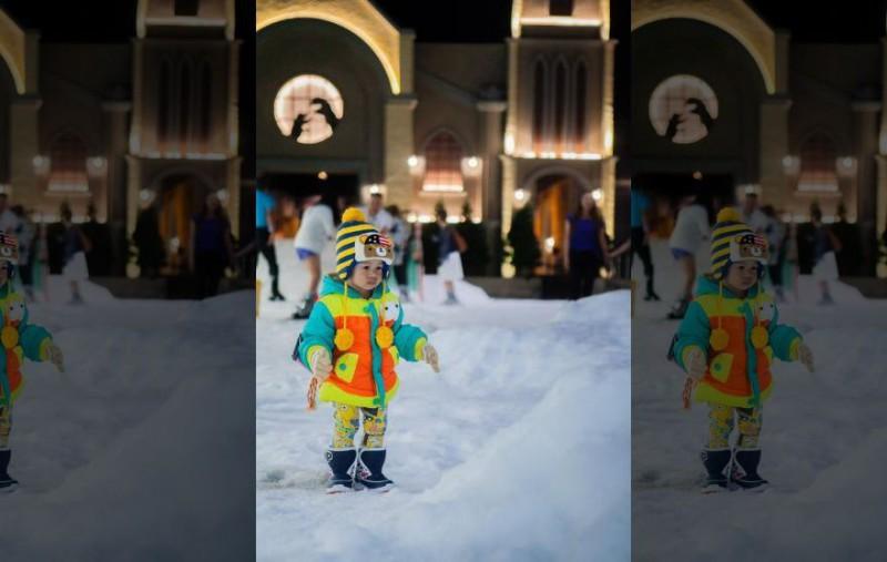 Бангкок превратится в снежный город