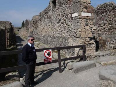 Фрагмент римской черепицы хотели продать