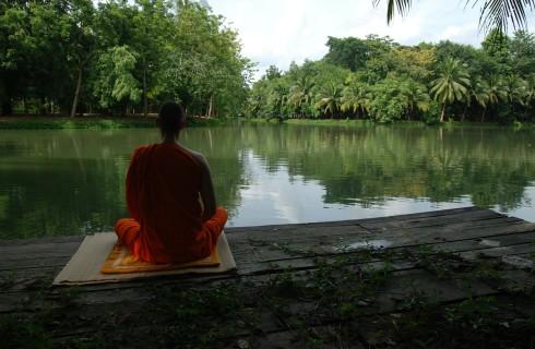 Медитация спасет от желудочно-кишечных расстройств