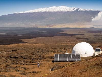 Имитация жизни на Марсе. Специальный модуль NASA на Гавайских островах