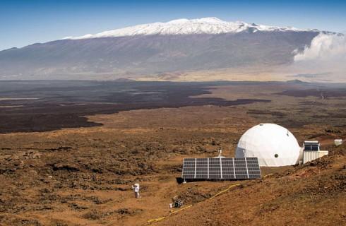 Ученые дали старт эксперименту по имитации жизни на Марсе