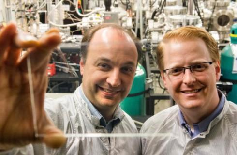 Будущее за прозрачными солнечными батареями