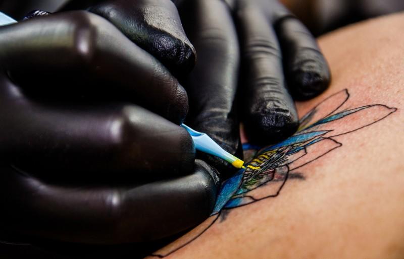 Татуировка и рак молочной железы взаимосвязаны