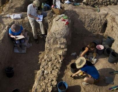 Город Голиафа нашли в Израиле