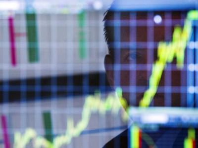 Обвал на фондовых биржах