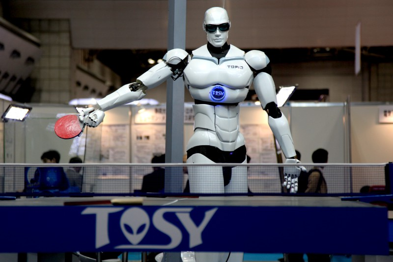 Уникальные роботы были созданы учеными