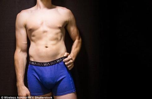 Антирадиационное белье спасет потомство мужчин