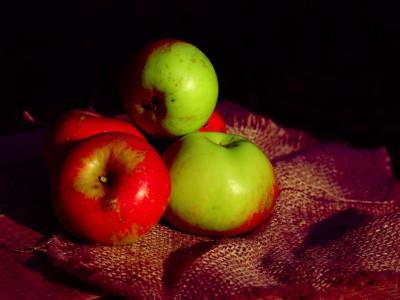 Старение мышц предотвратят яблоки