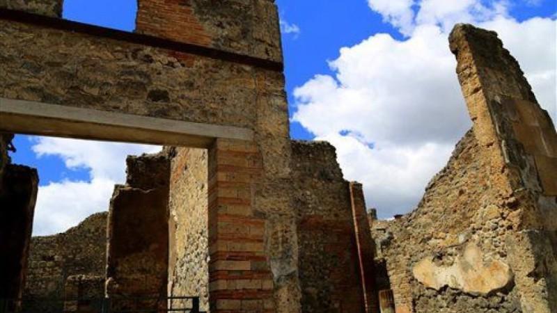 Невероятная находка в Помпеях
