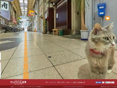 Хиросима глазами кошек