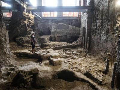 Древнее палаццо. Дом, построенный в 6 веке до н.э.