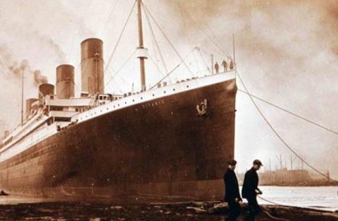 Письмо пассажира Титаника выставят на аукцион