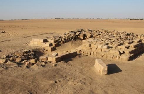Обнаружены пирамиды в Судане