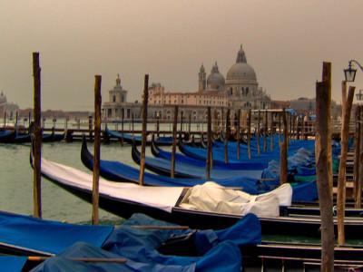 Подводные роботы изучат Венецию