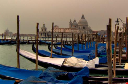 Роботы исследуют Венецию