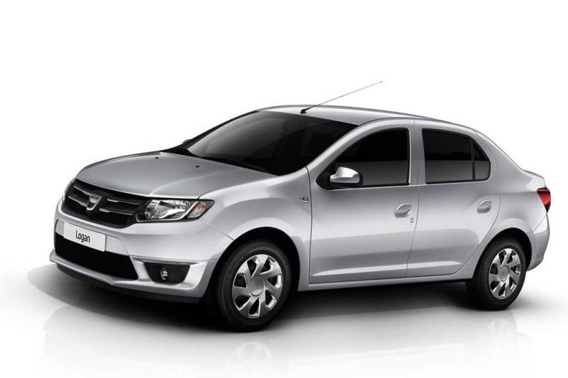 Появилась топ-версия Dacia Logan