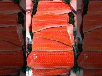 Уникальный лосось