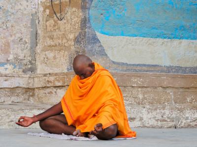 Осознанная медитация