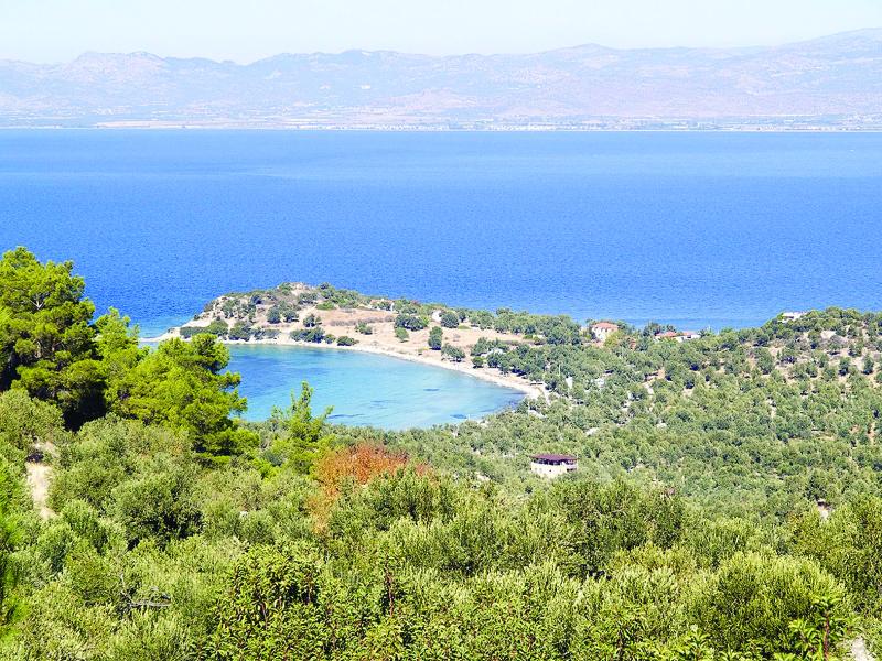 Обнаружен затерянный остров Древней Греции