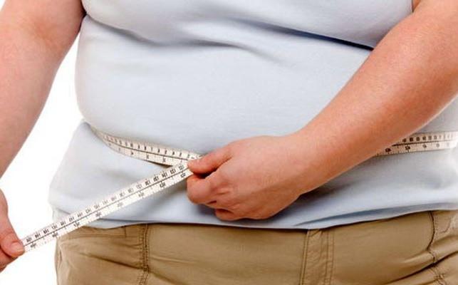 Лишний вес в возрасте 40 лет