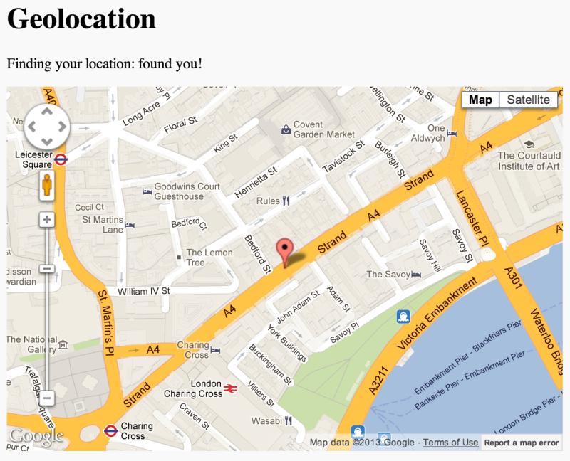 Google-карты доступны в оффлайн-режиме