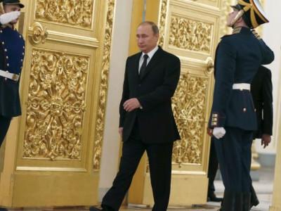 Походка Путина