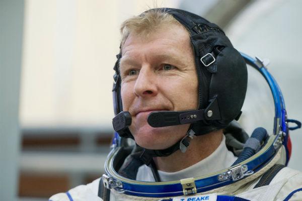 Астронавт из Великобритании пробежит марафон в космосе