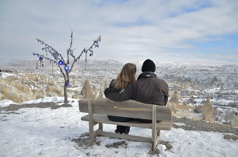 Лучшие варианты недорогих романтических свиданий зимой