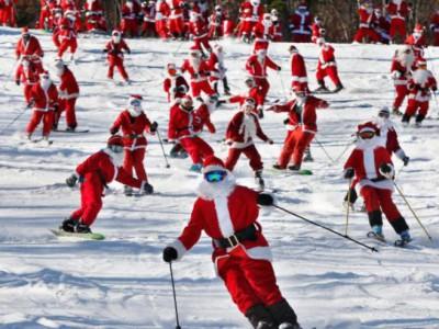 Марафон Санта Клаусов