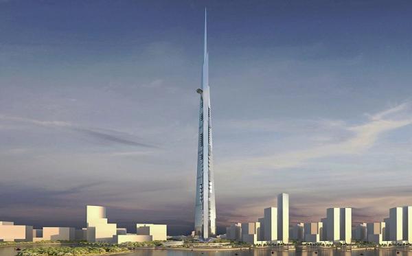 Саудовская Аравия побьет новые высотные рекорды