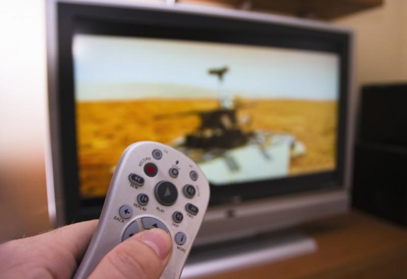 Просмотр телевизора отупляет человека