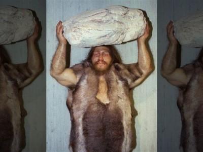 Древние гены. Неандерталец