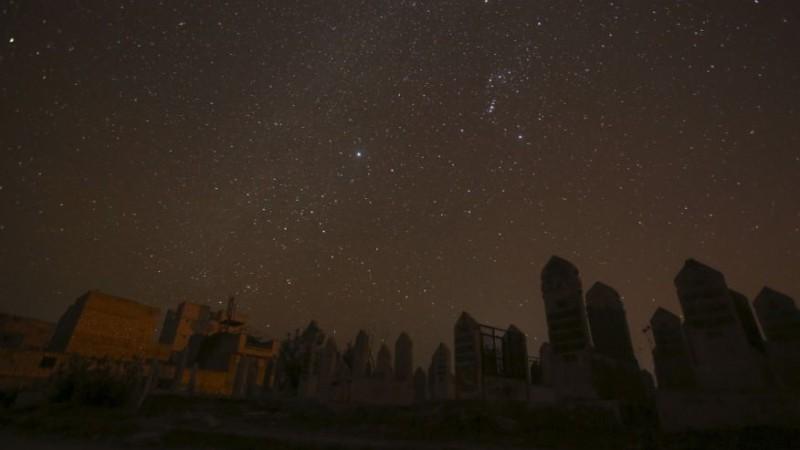 5 звезд украсят небо