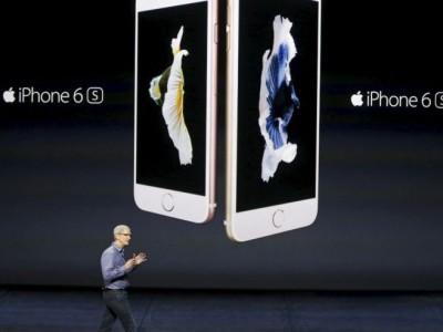 Продажи iPhone сокращаются