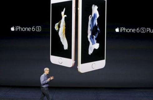 iPhone сдает позиции