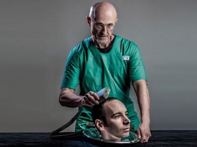 Операция по пересадке головы. Серджио Канаверо